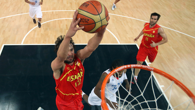 Basketbal, Španělsko