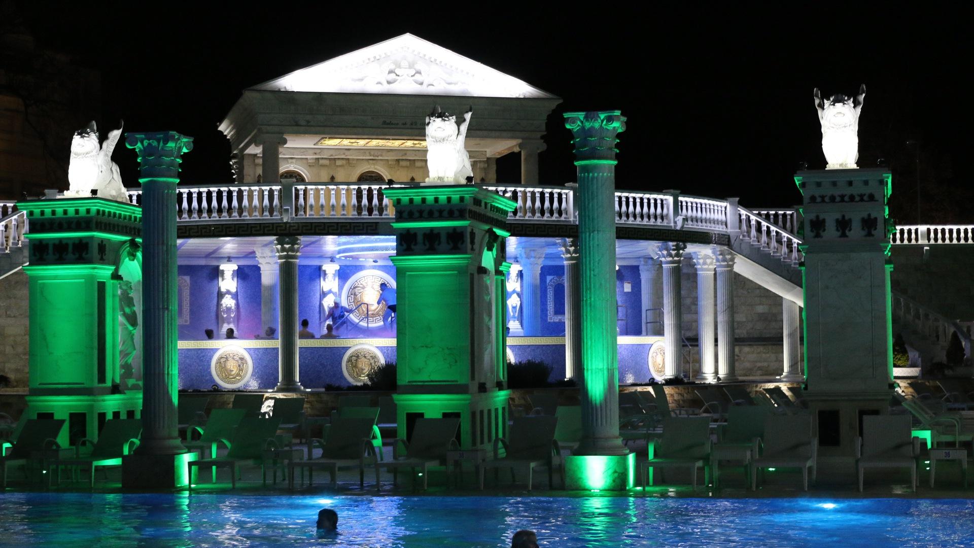 Aphrodita Palace, Rajecké t. -