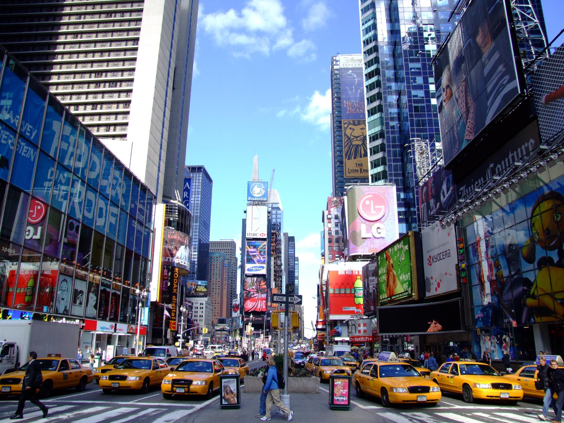 New York 2, New York 2