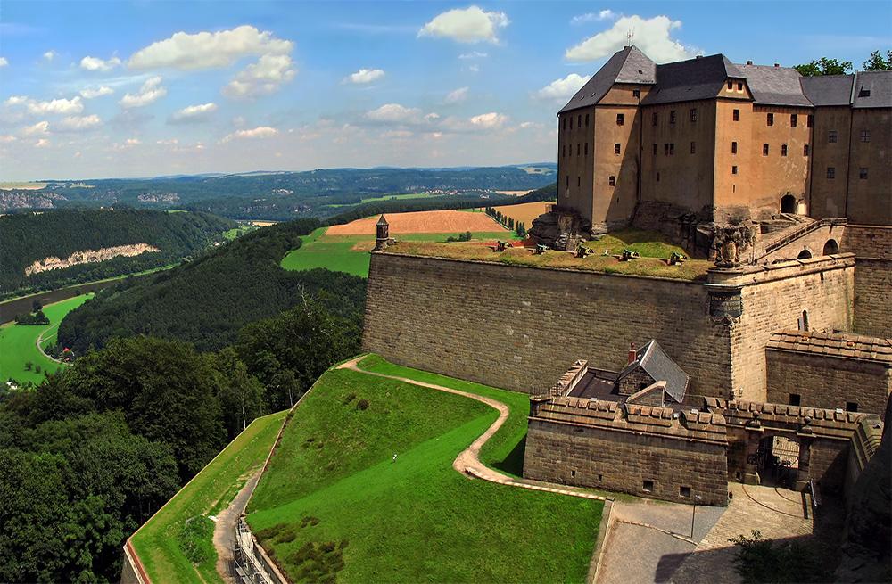 Königstein - pevnost