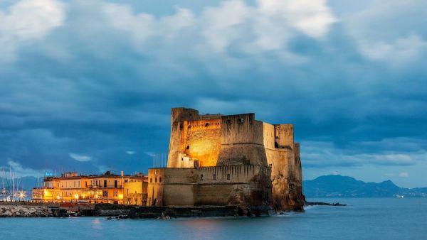 Neapol - Castel dell Ovo
