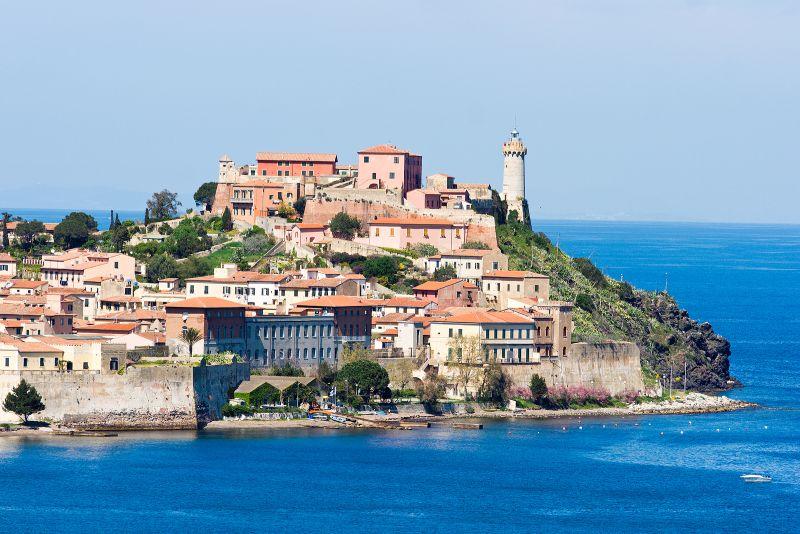 Elba - Itálie