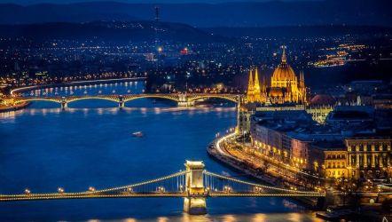 Budapešť -
