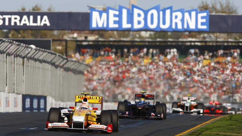 F1, Austrálie