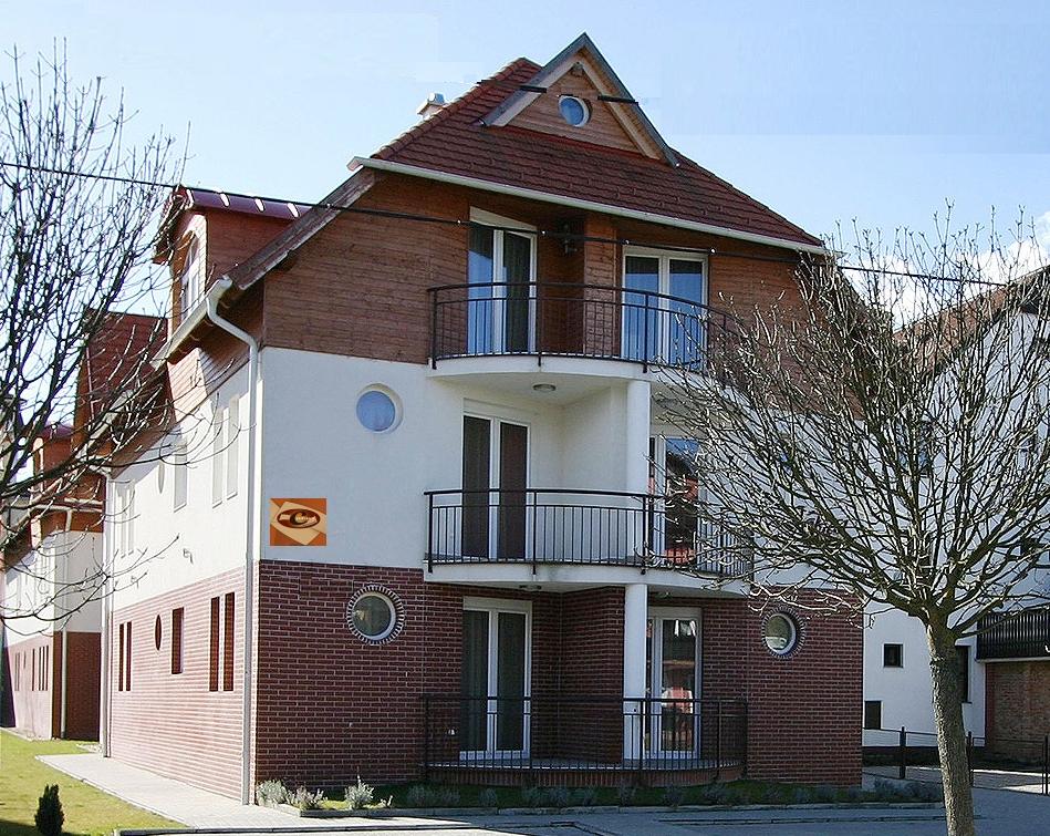 Apartmánový dům Centrum, Hevíz