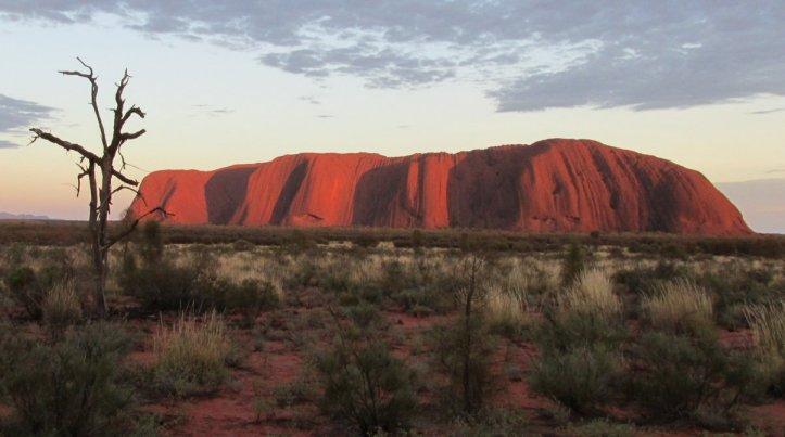 Uluru -