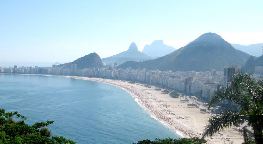 Hotel Toledo, Copacabana