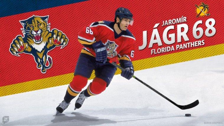 Jaromír Jágr, Florida Panthers