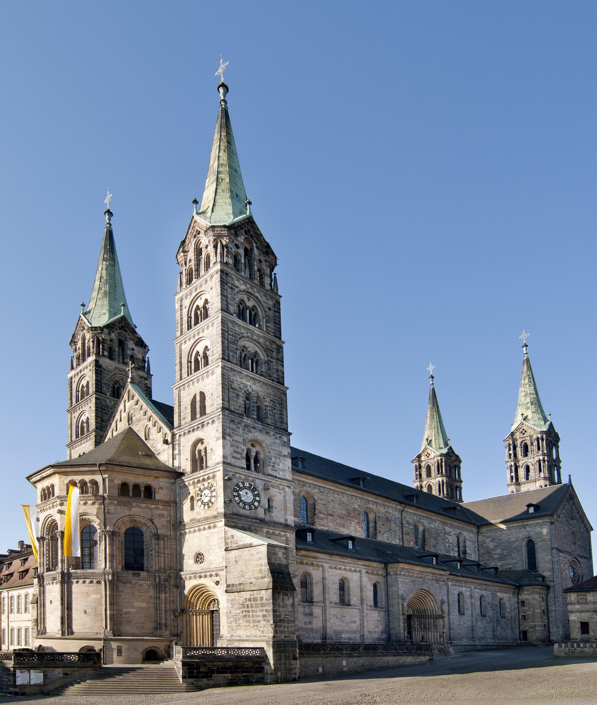 Bamberg Německo Jednodenn 237 Z 225 Jezdy Slan Tour