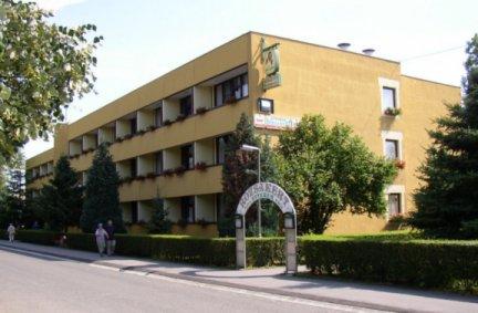Apartmán Hotel Bük