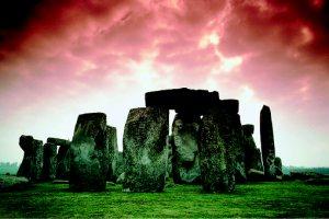 Stonehenge - tajemná megalitická stavba