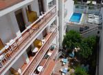 Hotel Armonia**, Lloret de Mar - letecky
