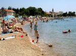 Apartmány Croatia, pláž