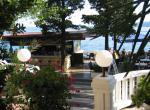 Hotel Riviera, plážový bar