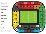 Plánek - Juventus -