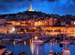 Provence s v�n� levandule - letecky