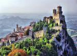 San Marino, hrad
