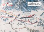 MS biatlon Hochfilzen, plánek 2017