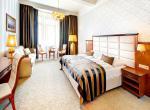 grand hotel praha, pokoj classic