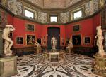 Galerie Uffizi, Florencie -