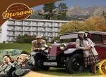 Hotel Morava, Tatranská Lomnice, Pobyt na 6 dní s polopenzí