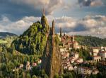 Románské katedrály a kláštery střední Francie