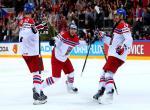 MS v hokeji 2017, ČR - Kanada, letecky