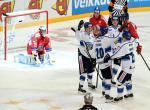 MS v hokeji 2017, ČR - Finsko, letecky