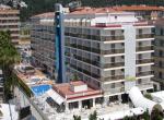 Hotel Riviera***, Santa Susana - letecky