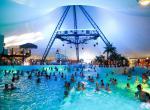 Bešeňová, bazén s vlnobitím