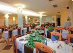 Hotel Selce - jídelna -