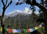 Annapurna, foto Zdeněk Knobloch, účastník zájezdu, březen 2016