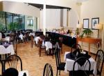 restaurace hotelu Casablanca