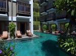 Hotel Oasis Lagoon Sanur - bazén
