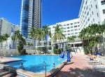 Hotel Casablanca - bazén