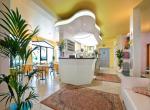 Hotel Milano - recepce -
