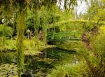 Giverny, Monetova zahrada