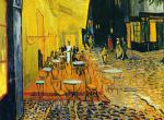 Vincent van Gogh, kavárna