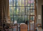 Paul Cezanne, ateliér
