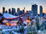 Calgary, hokejová hala Calgary Flames - Saddledome