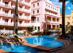 Hotel Guitart Rosa***, Lloret de Mar - letecky