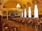 karlova studánka, jídelna v budově Libuše