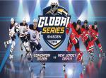NHL Global Serie, letecký zájezd Goteborg