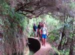 Madeira, levada Gran Canal do Norte