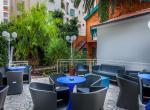Hotel Excelsior 4*, posezení
