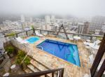 Hotel Augustos 3*, Copacabana, bazén