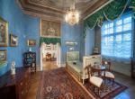Hrad a zámek Jindřichův Hradec, Pokoj s Napoleonovou postelí