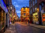 Irsko - letecky