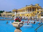 Budapešť, lázně - Széchenyi fürdő