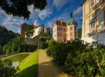 Bečov nad Teplou, hrad a zámek